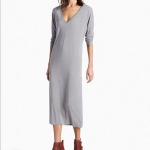 Lucky Brand | Sand Washed Modal Maxi Dress L